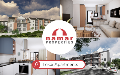 Here's why you need to invest in your Tokai Apartment today!